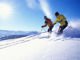 Wat betreft skigebied is dit plaatsje is nog volop in ontwikkeling. In 1990 werden de diverse pistes rondom het dorp met elkaar verbonden tot één skigebied met een overkoepelende skipas.