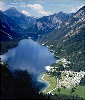 Camping Sennalp Breitenwang