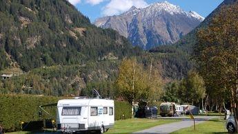 Comfort Camping Ötztal-Langenfeld