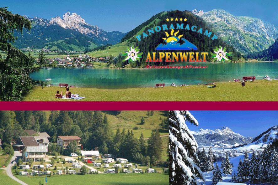 Panoramacamp Alpenweit