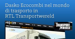 Dasko Ecocombi nel mondo di transporto in RTL transportwereld