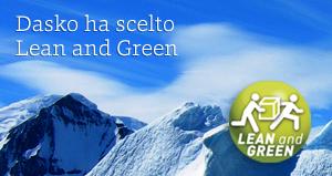 Dasko ha scelto Lean and Green