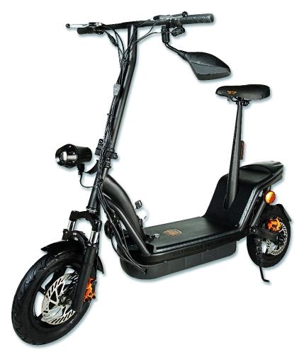 Maximilian Ll Elektrische Step Scooters Snorfietsen