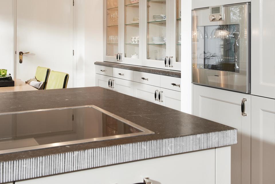 Keuken Hoekbank Leer : 380kB, keukens landelijke keukens moderne keukens design keuken