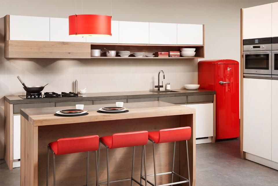 Moderne Keukens Showroom : Showroomkeukens vindt u bij keukenstudio ...