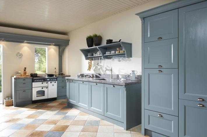 Keuken Hoekbank Leer : 710 x 472 jpeg 209kB, Landelijke keuken – showroom Keukenstudio Regio