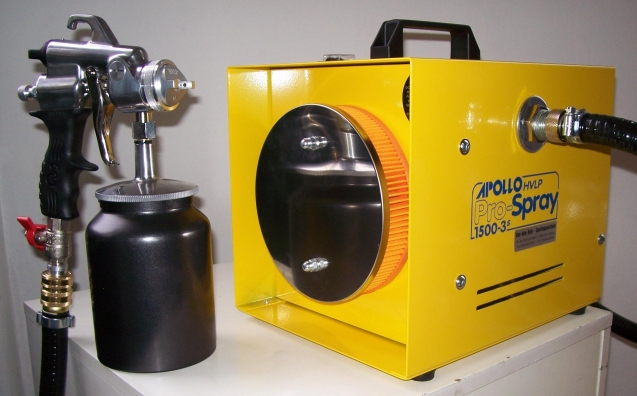 Apollo Pro-Spray 1500
