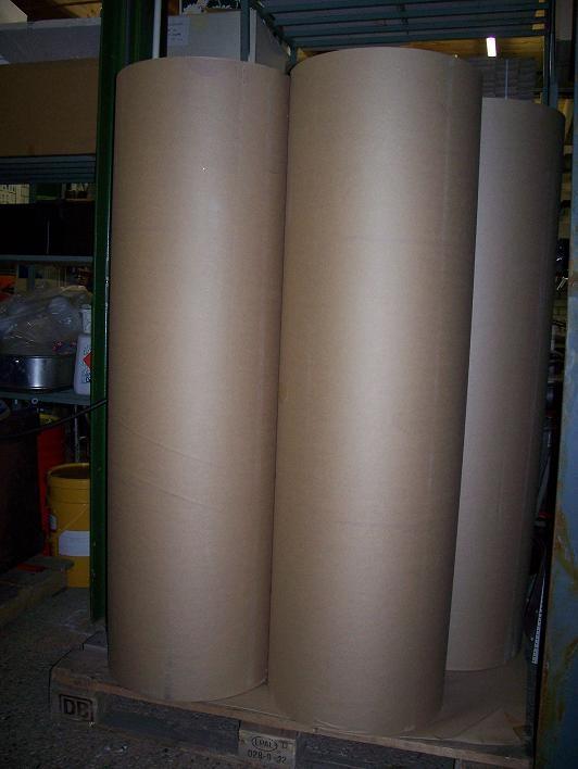 Afdekpapier voor werkvloer