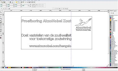 Project AkzoNobel Zout