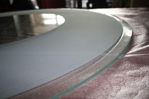 Project glazen tafelblad